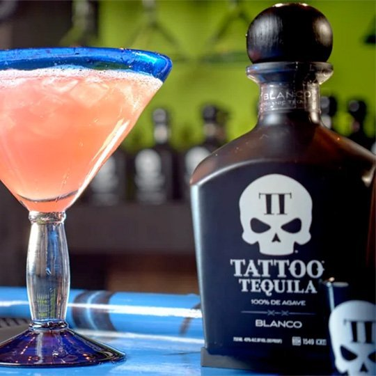Tattoo Organic Tequila