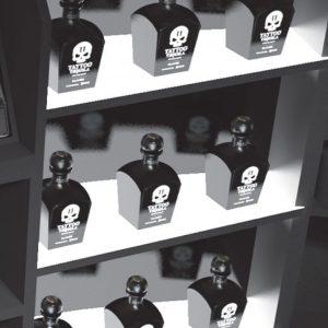 Tattoo Tequila Bottles