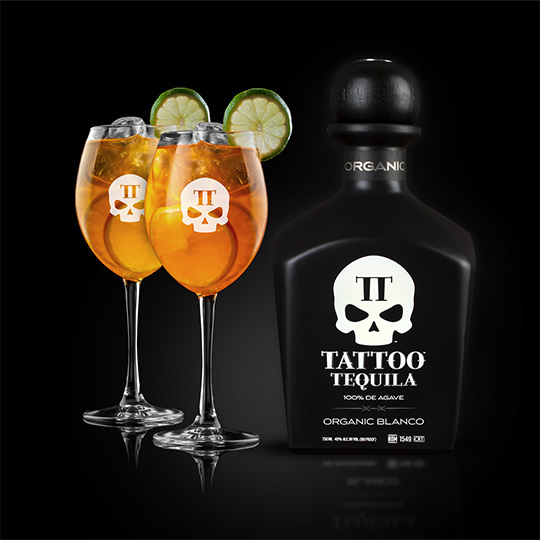 Tattoo Spritz Cocktail