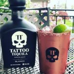 Tattoo Tequila Mexican Mule