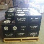 Tattoo Tequila Unopenened Cases