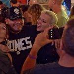 Bones UK celebrating Tatttoo Tequila