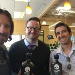 Tequila John and Customer Service Reps at a liquor retailer