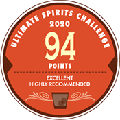 94 Points in the Ultimate Spirits Challenge
