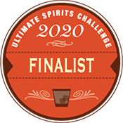 Tattoo Tequila was a finalist in the Ultimate Spirits Competitoon 2020
